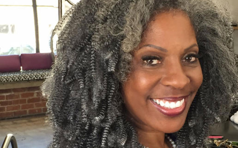 She's the mom of four black men, a former L.A. cop and a major skeptic of 'justifiable' police shootings